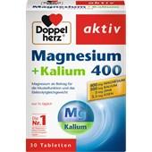 Doppelherz - Energie & Leistungsfähigkeit - Magnesium + Kalium Tabletten