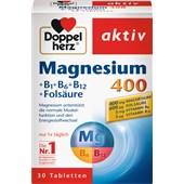 Doppelherz - Energie & Leistungsfähigkeit - Magnesium Tabletten