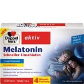 Doppelherz - Energie & Leistungsfähigkeit - Melatonin