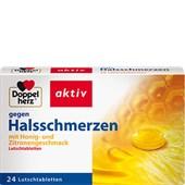 Doppelherz - Erkältung - Lutschtabletten gegen Halsschmerzen