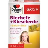 Doppelherz - Haut, Haare, Nägel - Bierhefe + Kieselerde Tabletten
