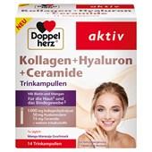Doppelherz - Haut, Haare, Nägel - Kollagen + Hyaluron + Ceramide