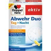 Doppelherz - Immunsystem & Zellschutz - Abwehr Duo Tag + Nacht