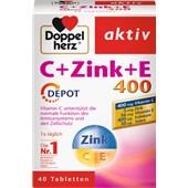 Doppelherz - Immunsystem & Zellschutz - C + Zink + E Tabletten
