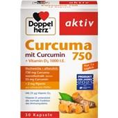 Doppelherz - Immunsystem & Zellschutz - Curcuma 750 Kapseln