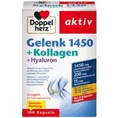 Doppelherz - Mineralstoffe & Vitamine - Gelenk + Kollagen + Hyaluron Kapseln