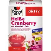 Doppelherz - Erkältung - Heiße Cranberry