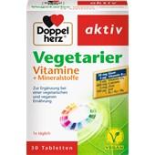 Doppelherz - Mineralstoffe & Vitamine - Vegetarier Tabletten