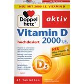 Doppelherz - Immunsystem & Zellschutz - Vitamin D Tabletten