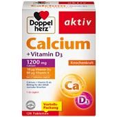 Doppelherz - Mineralstoffe & Vitamine - Calcium + Vitamin D3 Tabletten