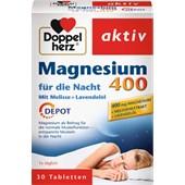 Doppelherz - Muskeln, Knochen, Bewegung - Magnesium Nacht Tabletten