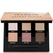Douglas Collection - Augen - Mini Desert Nudes Palette