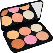 Douglas Collection - Complexion - All Glow Highlighting Palette