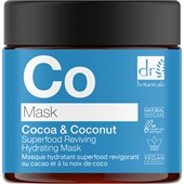 Dr Botanicals - Gesichtspflege - Cocoa & Coconut Superfood Reviving Hydrating Mask