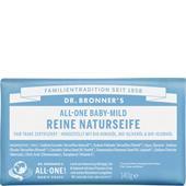 Dr. Bronner's - Körperpflege - All-One Baby-Mild Reine Naturseife