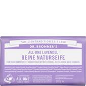 Dr. Bronner's - Körperpflege - All-One Lavendel Reine Naturseife