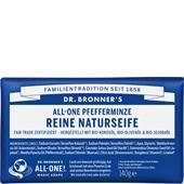 Dr. Bronner's - Körperpflege - All-One Pfefferminze Reine Naturseife