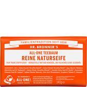 Dr. Bronner's - Körperpflege - All-One Teebaum Reine Naturseife