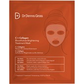 Dr Dennis Gross Skincare - C+Collagen - Biocellulose Bright Mask