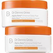 Dr. Dennis Gross Skincare - Gesicht - Alpha Beta Daily Face Peel Tiegel