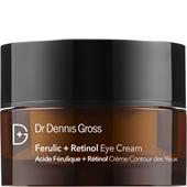 Dr. Dennis Gross Skincare - Gesicht - Ferulic + Retinol Anti-Aging Eye Care