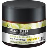 Dr. Scheller - Argan & Amaranth - Anti-Falten Pflege Tag LSF 10
