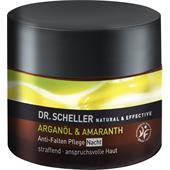 Dr. Scheller - Arganöl & Amaranth - Anti-Falten Pflege Nacht