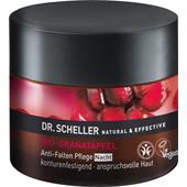Dr. Scheller - Ekologiczny granat - Krem na noc