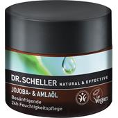 Dr. Scheller - Jojobaöl & Amlaöl - Beroligende 24h fugtighedspleje