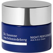 Dr. Susanne von Schmiedeberg - Face creams - Anti-A.G.E. Cream Night Performer