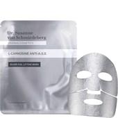 Dr. Susanne von Schmiedeberg - Masken - L-Carnosine Anti-A.G.E. Silver Foil Lifting Mask
