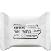 ECOOKING - Cleanser - Aloe Vera Extrakt Wet Wipes