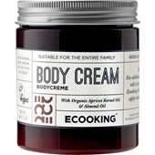 ECOOKING - Cream & Oil - Organic Aprikosenkernöl & Mandelöl Body Cream