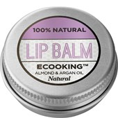 ECOOKING - Eye & Lip Care - Mandel & Arganöl Lip Balm
