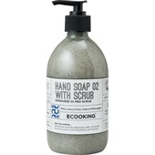 ECOOKING - Handpflege - Citrus, Violet & White Pepper Hand Soap 02 With Scrub
