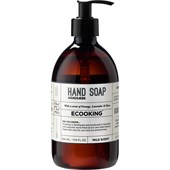 ECOOKING - Handpflege - Orange & Lavender & Rose Hand Soap