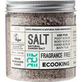 ECOOKING - Scrub & Masks - Fragrance Free Salt Scrub