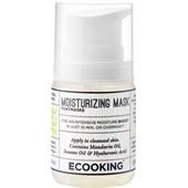 ECOOKING - Scrub & Masks - Mandarinenöl & Sesamöl & Hyaluronic Acid Moisturizing Mask