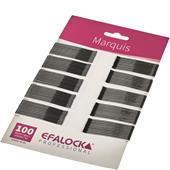 Efalock Professional - Haarnadeln und Haarklammern - Haarklemmen Marquis Länge 4 cm