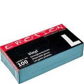 Efalock Professional - Disposables - Emotion vinyl gloves L