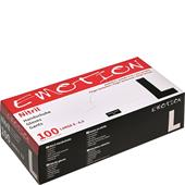 Efalock Professional - Disposables - Black Powder Free Nitrile Gloves