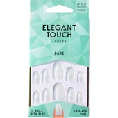 Elegant Touch - Artificial nails - Bare Nails Oval