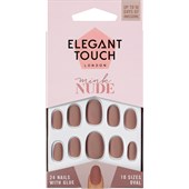 Elegant Touch - Kunstnägel - Nails Nude Collection Mink