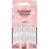 Elegant Touch - Artificial nails - Polish Nails Jackie