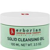 Erborian - Cleansing - Solid Cleansing Oil 2-In-1 Make-Up Remover and Face Cleanser Balm