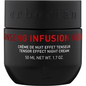 Erborian - Gesichtspflege - Ginseng Infusion Night Anti-Aging Crème