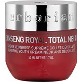 Erborian - Ginseng - Ginseng Infusion Night Ginseng Royal Total Neck