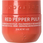 Erborian - Strahlende Haut - Red Pepper Pulp Radiance Booster Gel Cream