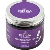 Esensa Mediterana - Body Essence - for smooth and firm body skin - Body Peeling
