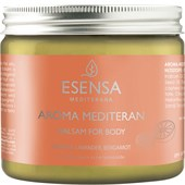 Esensa Mediterana - Body Essence - for smooth and firm body skin - Body Balm Aroma Mediterranean